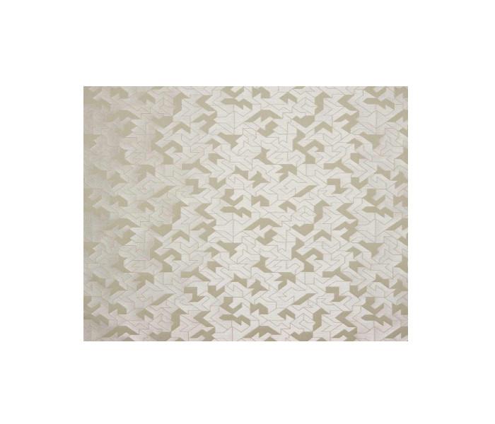 tissu motifs origami