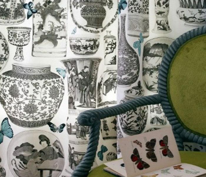 Coton imprimé de motifs traditionnels