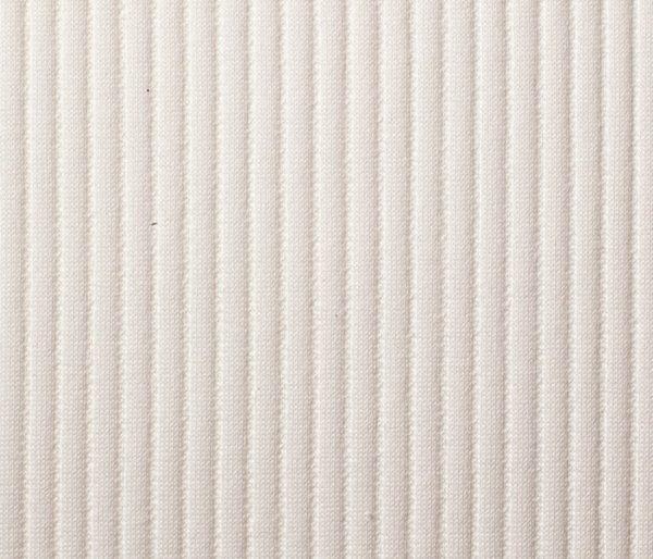 Tissu outdoor à côtes