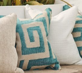 Zinc Textile<br>TISSU KUBA CAY