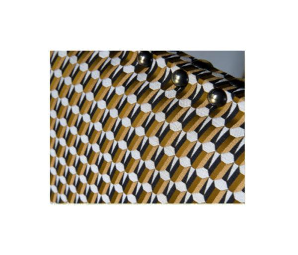 Tissu imprimé de motifs répétitifs