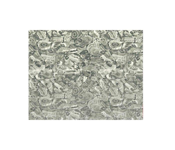 Velours imprimé d'un motif de veinage de marbres