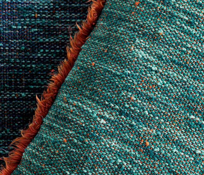 Tissu d'ameublement tweed