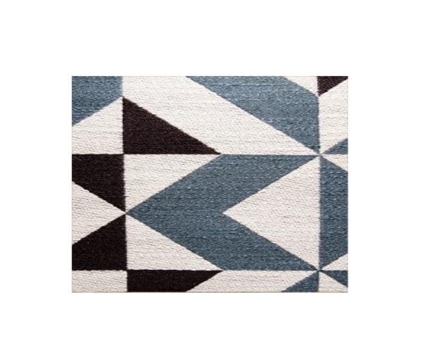 Tissu imprimé d'un motif Azulejos