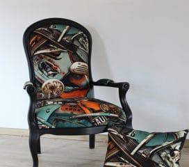 Jean.Paul-Gaultier<br>TISSU FANGIO