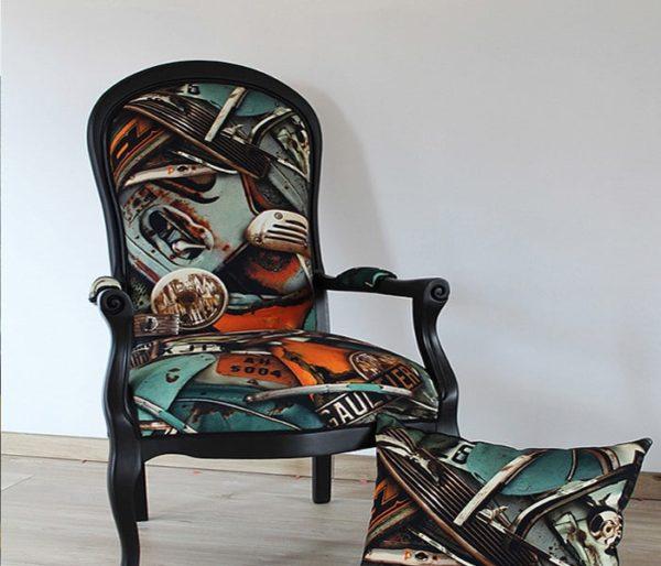 Tissu Jean-Paul Gaultier