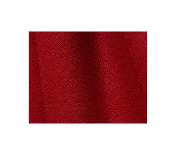 tissu siège ciselé de petits motifs