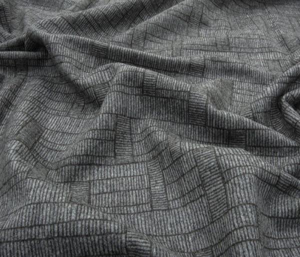 rideau fibres recyclées contemporain