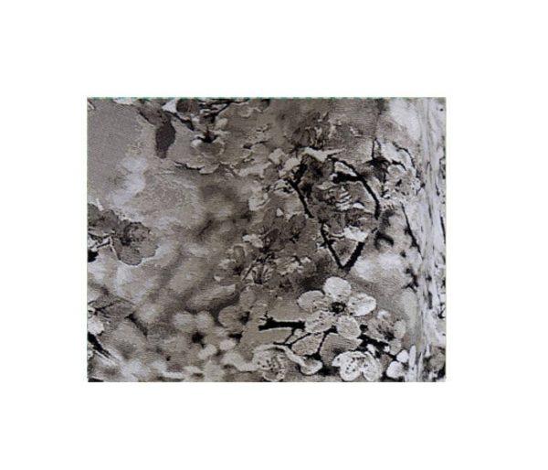 Tissu imprimé de branches de cerisier