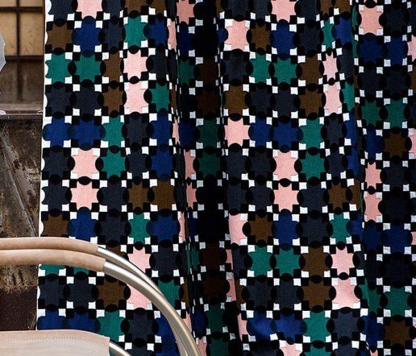 tissu decoratif berbere Elitis
