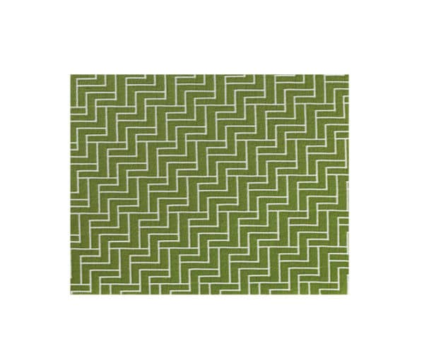 tissu avec imprimé géométrique Vintage