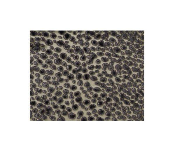 tissu velours effet perles