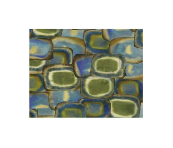 tissu coton imprimé de motifs vintage