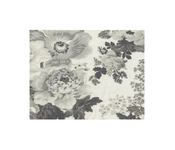 jaquard larges motifs floraux