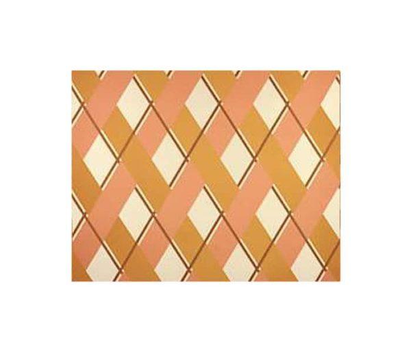 tissu satin motifs losanges