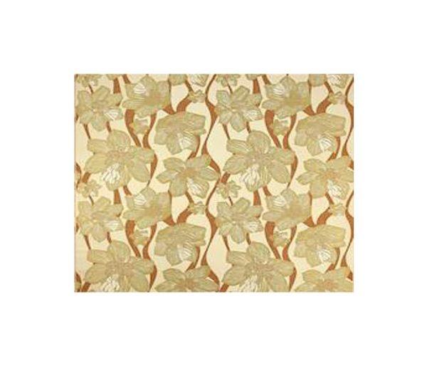 tissu jacquard brodé de motifs art déco