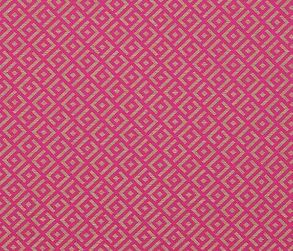 tissu jacquard motifs géométriques