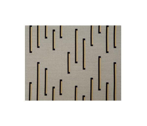 tissu d'ameublement graphique art déco