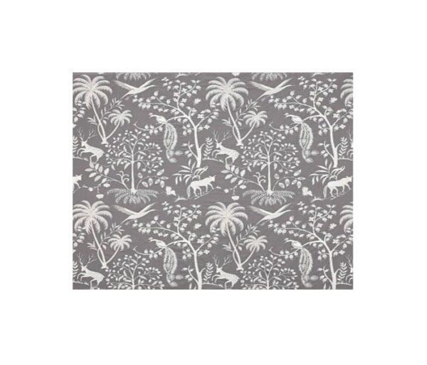 tissu imprimé de motifs de chasse