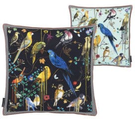 Christian Lacroix<br>Coussin Birds Sinfonia