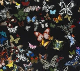 Christian Lacroix<br>Tissu Butterfly Parade