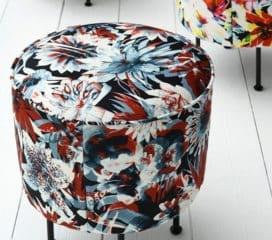 Jean Paul Gaultier<br>Tissu Hawaï