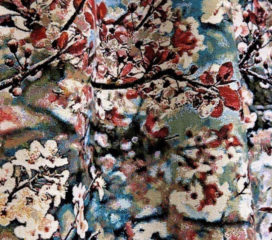 Jean Paul Gaultier<br>Tissu Sakura