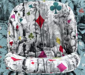 Jean Paul Gaultier<br>Tissu Tarot