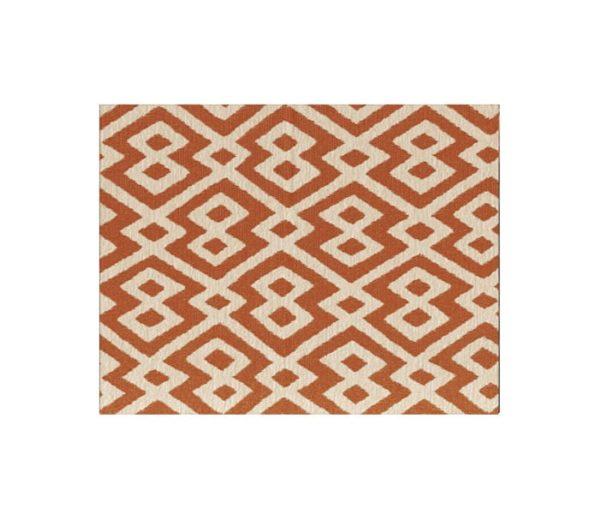 tissu outdoor avec un motif ethnique