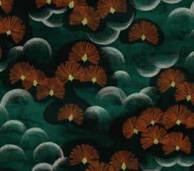 Nobilis<br>Tissu Lily Pond