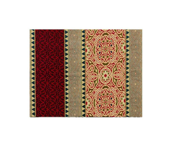 tissu arabo andalou