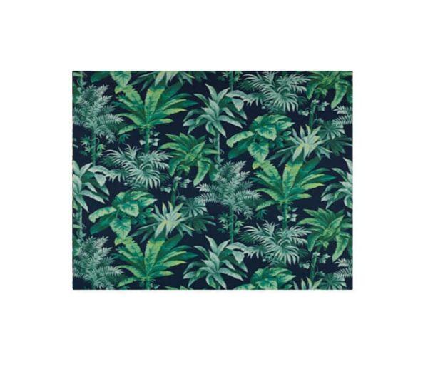 toile de coton imprimé de palmiers