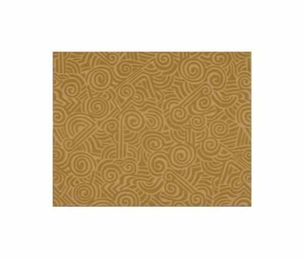 Velours imprimé des motifs des montagnes de Nazca